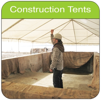 Construction Tent ... : heated tents - memphite.com