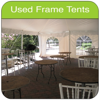 Used Tent Used Event Tent ... & Used Frame Tents for Sale - Island Tent (A Division of Ace Canvas ...