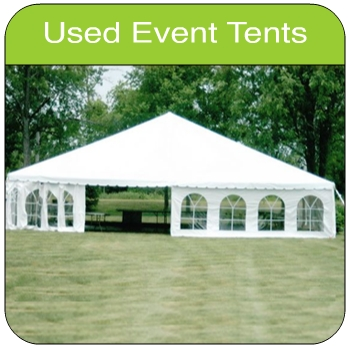 Used Party Tent Used Event Tent Used Tent & Island Tent - Used Tent Specialists - Long Island NY - USA