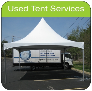 Used Tent Services